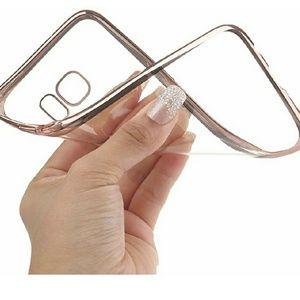 Samsung S7 Edge Clear Case
